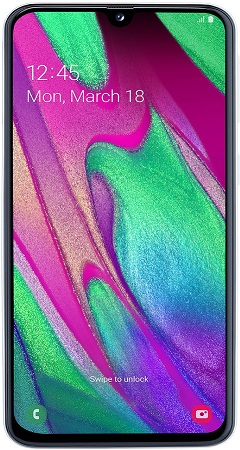 Samsung Galaxy A40 prices in Pakistan